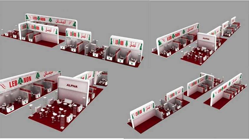 Exhibition Stands And Events : Www.showplus.ae::our services::exhibition stands & events::